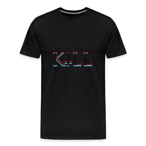 KillPath#1 - Men's Premium T-Shirt