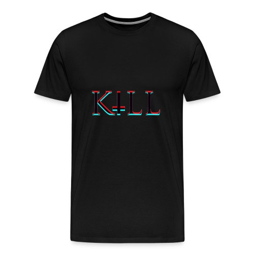 KillPath#1 - Men's Premium T-Shirt