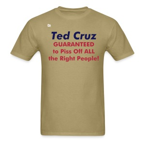 Ted Cruz - Men's T-Shirt