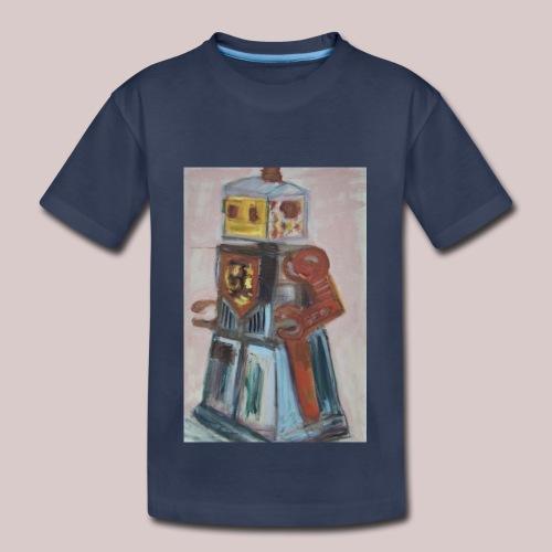 Joe-bot Toddler T-Shirt  - Toddler Premium T-Shirt