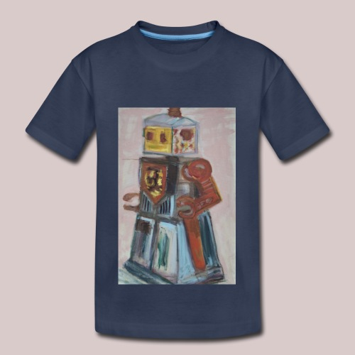 Joe-bot Toddler T-Shirt  - Toddler Premium T-Shirt