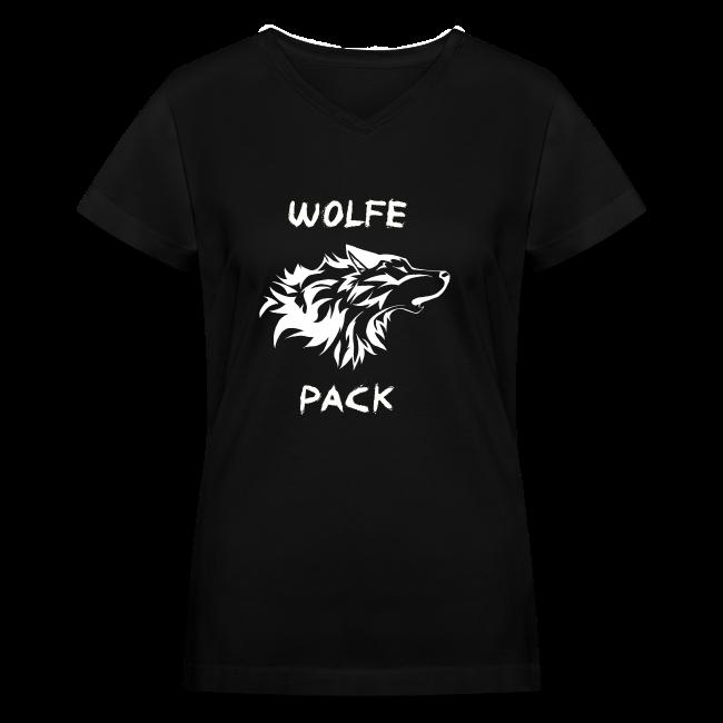 Wolfe Pack (Ladies - Black Version)