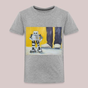 Roller-bot Toddler T-Shirt  - Toddler Premium T-Shirt