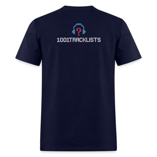 Men's Tee Front Logo / BackText - Men's T-Shirt
