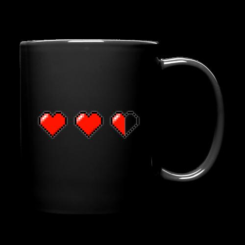 Pixel Heart Mug - Full Color Mug