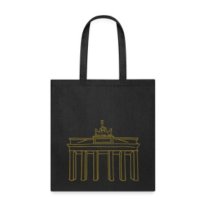 Brandenburg Gate in Berlin - Tote Bag