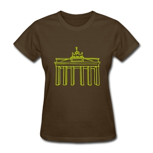 Brandenburg Gate in Berlin - Women's T-Shirt