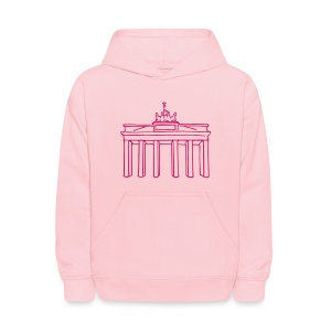 Brandenburg Gate in Berlin - Kids' Hoodie