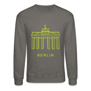 Brandenburg Gate in Berlin - Crewneck Sweatshirt