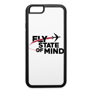 FlyStateOfMind IPhone 6 Case - iPhone 6/6s Rubber Case