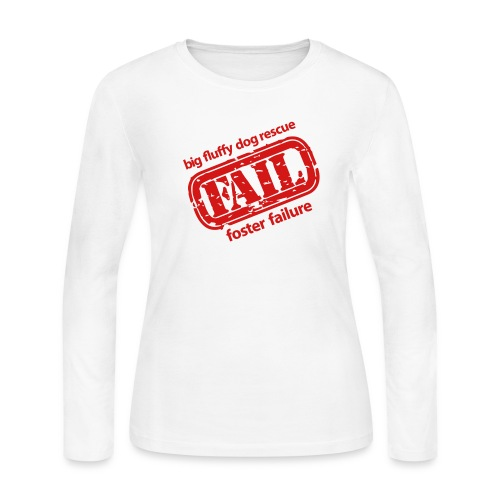 Foster Fail - Women's Long Sleeve Jersey T-Shirt