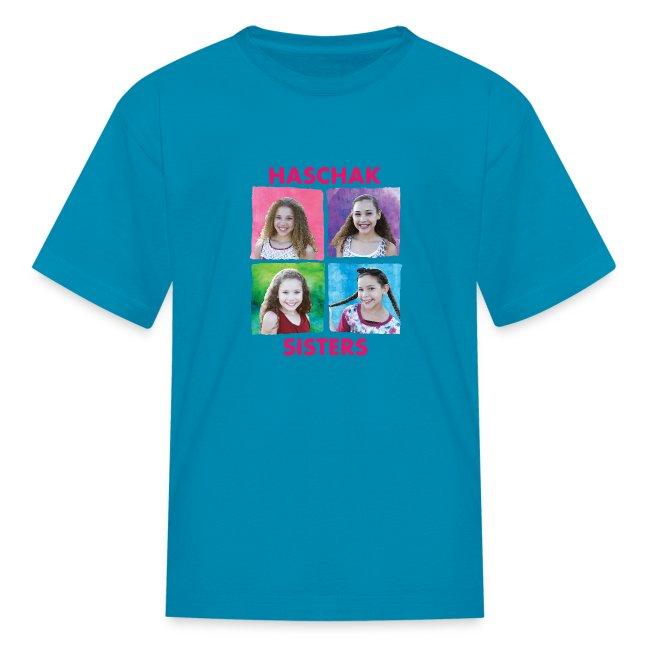 Haschak Sisters Shirt (Blue 2)
