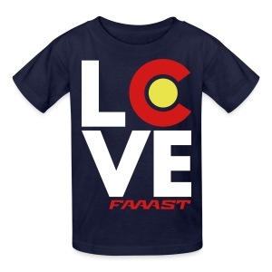 CO Love - Kids' T-Shirt
