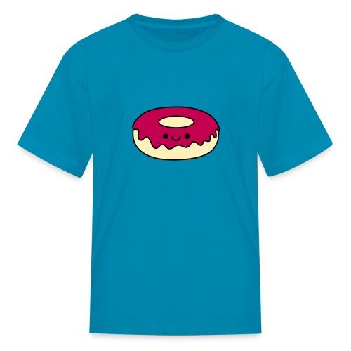 Kids Unisex Donut Tee Shirt - Kids' T-Shirt