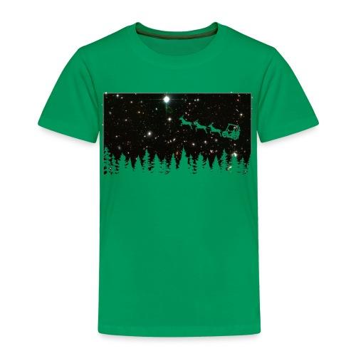 Golf Ugly Christmas Sweater - Toddler Premium T-Shirt