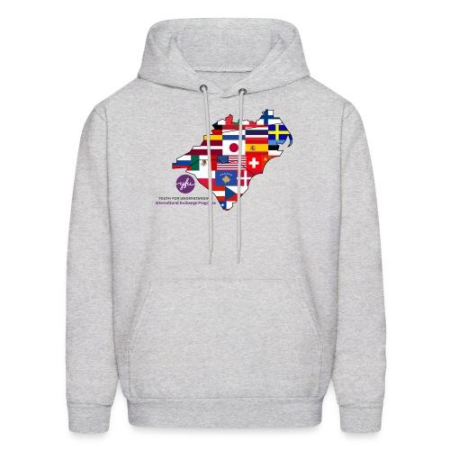 Colonial Field Sweatshirt w/Names - Men's Hoodie