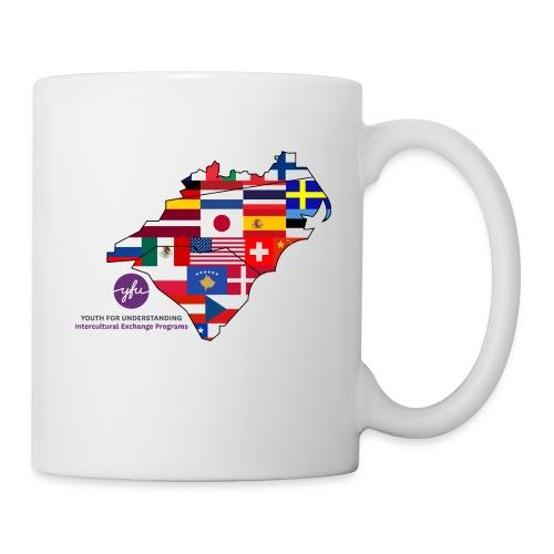 Colonial Field Mug w/Names - Coffee/Tea Mug