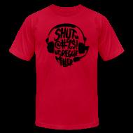T-Shirts ~ Men's T-Shirt by American Apparel ~ Shut Up