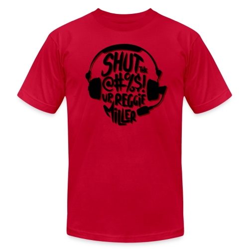 Shut Up - Men's T-Shirt by American Apparel