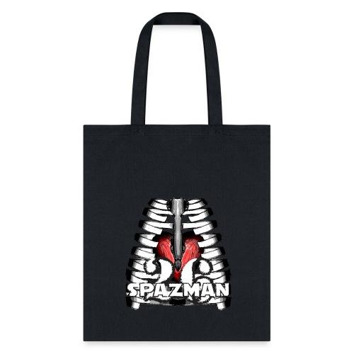 Spazman26 Tote - Tote Bag