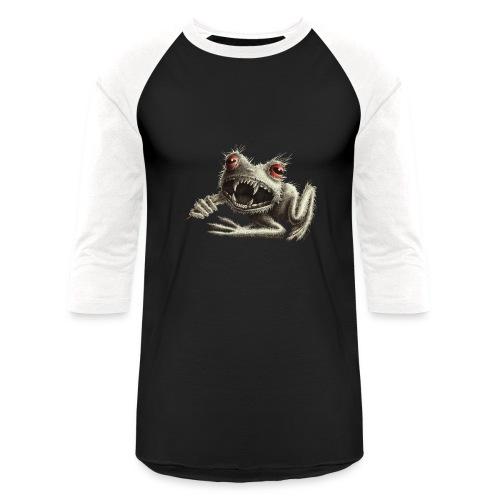 Hairy Frog - Baseball T-Shirt