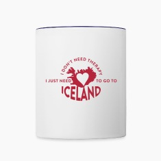 I just need to go to Iceland Mugs & Drinkware