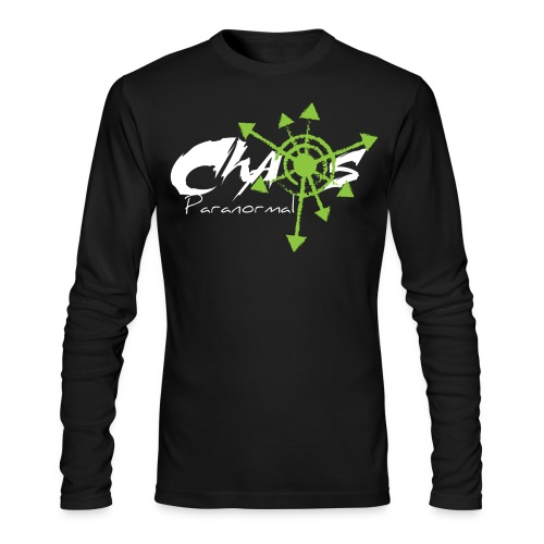 Chaos Paranormal Long Sleeve - Men's Long Sleeve T-Shirt by Next Level
