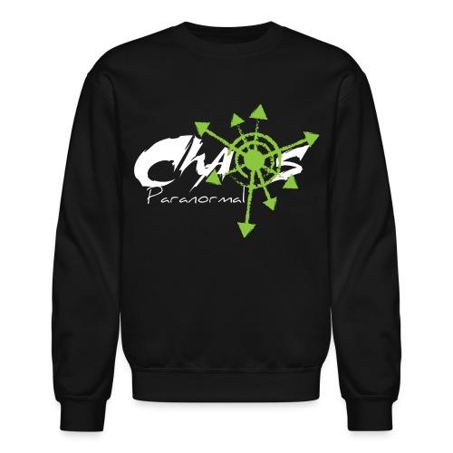 Chaos Paranormal Sweatshirt - Crewneck Sweatshirt