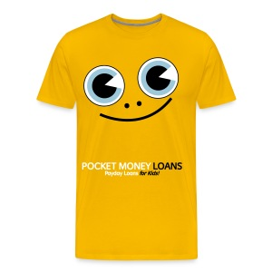 Pocket Money Loans - Men's Premium T-Shirt
