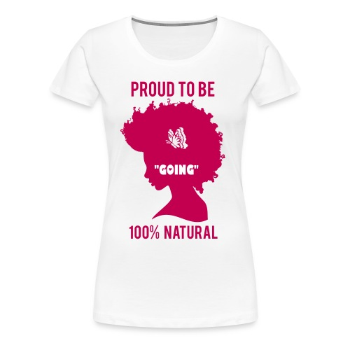 Proud to be ? - Women's Premium T-Shirt
