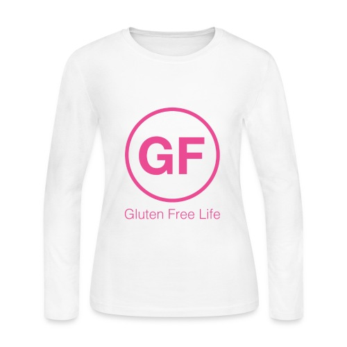 Gluten Free Life Shirt - Women's Long Sleeve Jersey T-Shirt