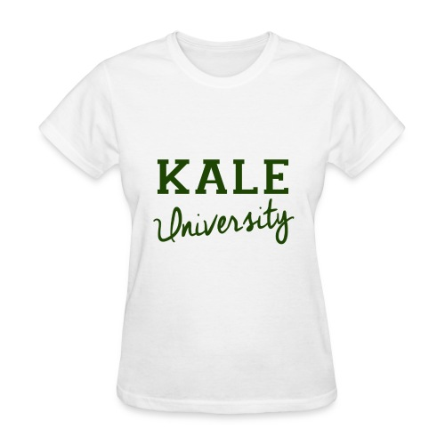 Kale University Tee - Women's T-Shirt
