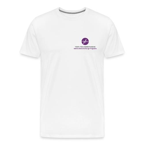 Colonial Field T-Shirt (No Names) - Men's Premium T-Shirt