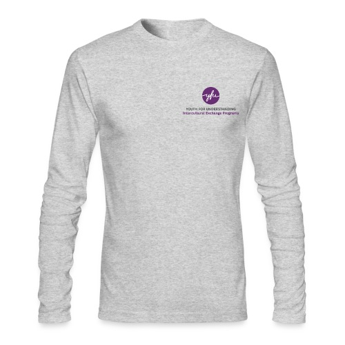 Colonial Field Long Sleeved Shirt (No Names) - Men's Long Sleeve T-Shirt by Next Level