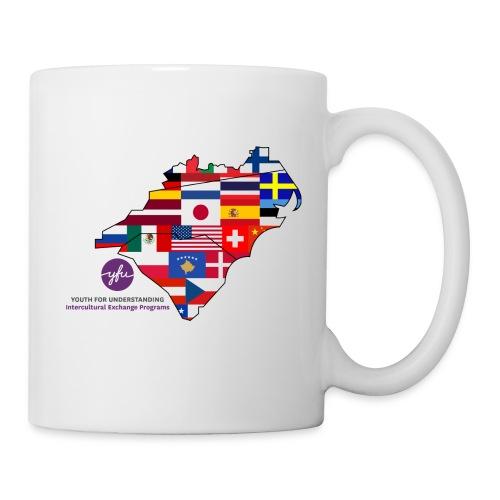 Colonial Field Mug W/YFU Logo & Names - Coffee/Tea Mug