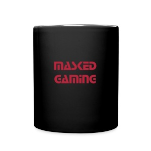 Masked Gaming Coffee Cup  - Full Color Mug