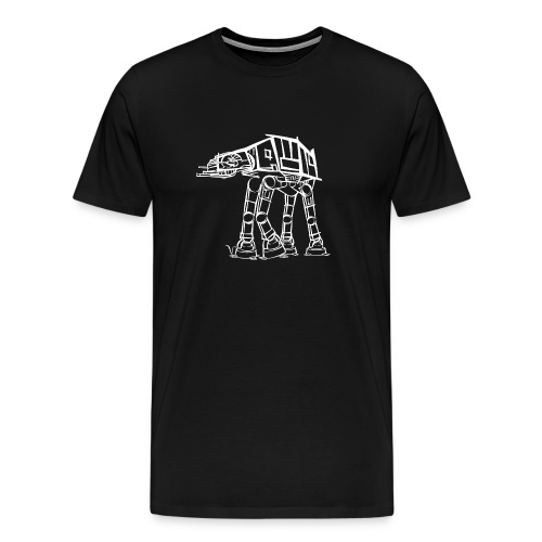 Imperial Walker - Men's Premium T-Shirt
