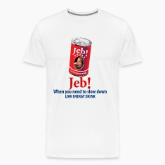 Jeb! Low Energy Drink
