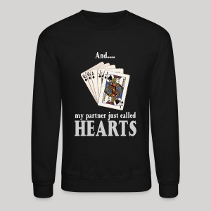 Partner called hearts - Crewneck Sweatshirt