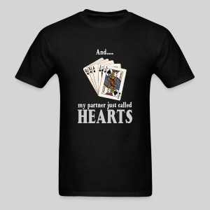 Partner called hearts - Men's T-Shirt