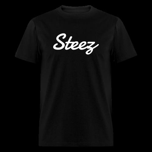 Black SteezCLT OG Logo Tee - Men's T-Shirt