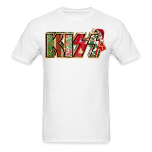 KISSmas - Men's T-Shirt