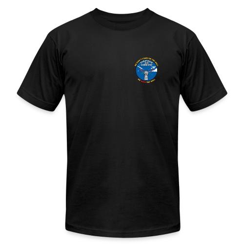 SAC - We Were The Wall (Pocket & Back) - Men's  Jersey T-Shirt