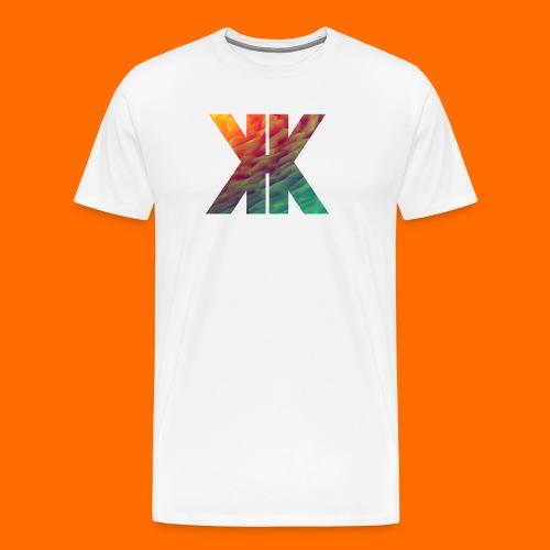 Rainbow Low Poly - WeAreKorrupt - Men's Premium T-Shirt