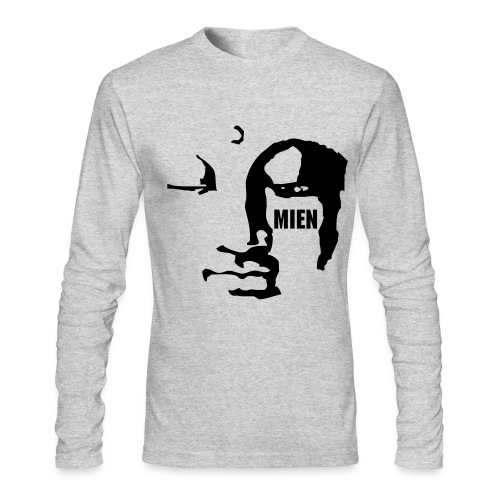 Buddha In the Shadows - Men's Long Sleeve T-Shirt by Next Level
