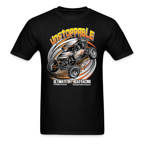 Unstoppable Ultra4 Buggy - Men's T-Shirt