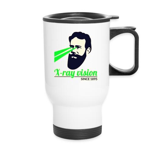 X-Ray Vision Travel Mug - Travel Mug