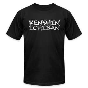 Kenshin Ichiban - All Colour ♂ - Men's T-Shirt by American Apparel