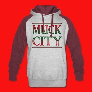 Muck hoodie - Colorblock Hoodie