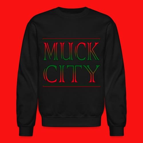Muck city crew neck - Crewneck Sweatshirt